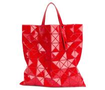 Große Handtasche mit geometrischem Design