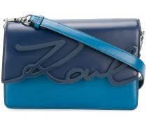 signature glaze shoulder bag