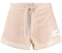 Shorts mit Kordelzugbund
