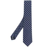 Jacquard-Krawatte