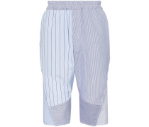 'Manni' Patchwork-Shorts