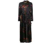RED(V) langes Kleid mit Blumenmuster