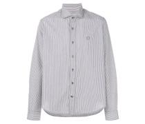 short striped shirt