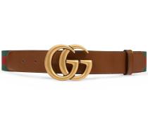 Gürtel mit GG-Logo