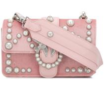 Mini-Tasche mit Zierperlen