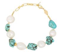 'Beach' Armband mit Perlen