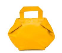 Große Handtasche mit Klappe