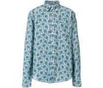 paisley chambray shirt