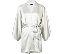 Kimono-Oberteil mit Schleifenverschluss
