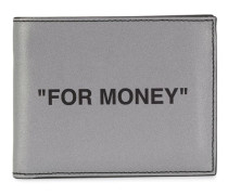 Portemonnaie mit Zitat