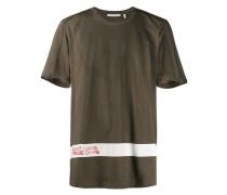 weathered T-shirt