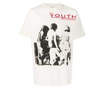 "T-Shirt mit ""Youth Reanimator""-Print"