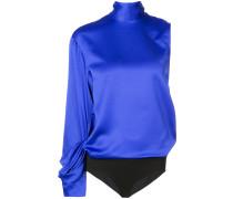 one-shoulder bodysuit top
