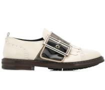 Loafer mit Oversized-Schnalle
