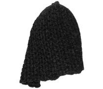 Eckige Mütze