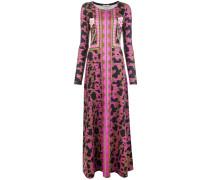 'Nellie' Kleid mit Print