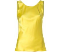 sleeveless design top