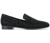 'David' Loafer mit Nieten