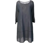 loose fit sheer dress