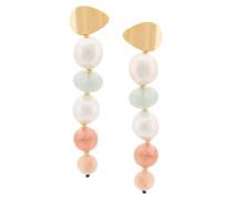 pastel drop earring