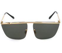 Andy Warhol X Retro Super Future 'Velvet Darling' Sonnenbrille
