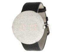 'Clou' Armbanduhr mit Diamanten