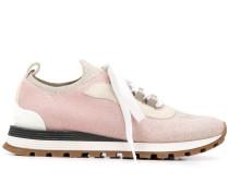 Gestrickte Sneakers
