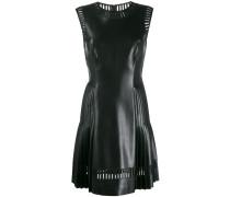 textured short dress