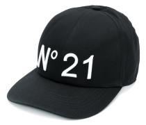 Baseball-Kappe mit Logo-Stickerei