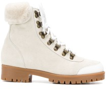 Hiking-Boots mit Shearling