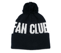 Fan Club pom pom beanie
