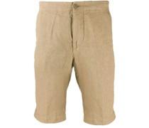 Chino-Shorts aus Leinen