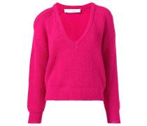 Schulterfreier Pullover