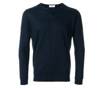 Pullover aus Seiden-Kaschmirgemisch