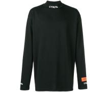 'Style' Langarmshirt mit Stehkragen
