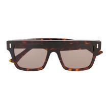 Eckige '1340-02' Sonnenbrille