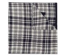 Karierter Oversized-Schal