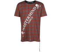 T-Shirt mit Schottenkaromuster