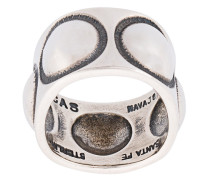 'Moon Sweet Pea' Ring