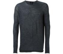 Ungesäumter Pullover