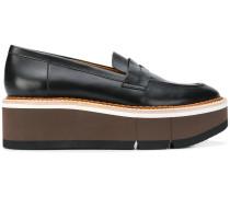 Loafer mit mittelhohem Absatz
