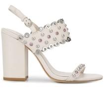 'Lucy' Sandalen mit Nieten
