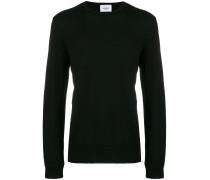 plain knit sweater