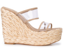 'Tulum' Wedge-Sandalen