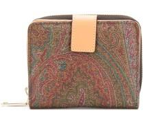 Portemonnaie mit Paisleymuster