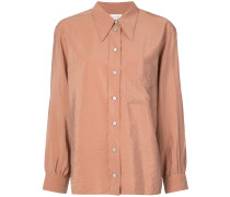 boxy longsleeved shirt