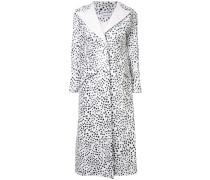 'Dalmatian' Mantel mit Print
