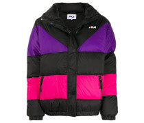 'Reilly' Jacke in Colour-Block-Optik