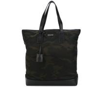 Reisetasche mit Camouflage-Print