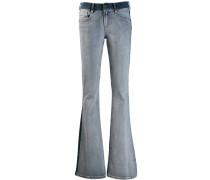 'D-Ebbey' Jeans mit Schlag